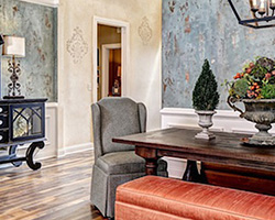 Venetian Plaster | by Southern Inspirations