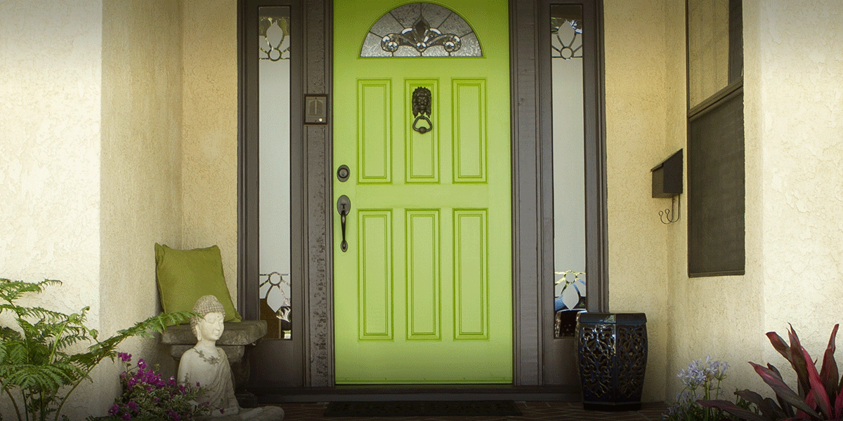 Modern Masters Homeowners Front Door Paint