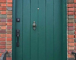 Front Door Paint | Natural | by Brandie Bracy of Fresh Furniture