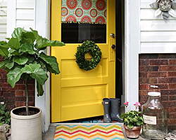Front Door Paint | Happy | by Robb Restyle