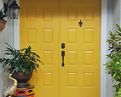 Front Door Paint | Happy