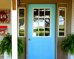 Front Door Paint | Tranquil | by Reality Daydream