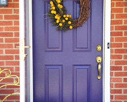 Front Door Paint | Spiritual | by A Spoonful of Imagination