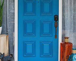 Front Door Paint | Tranquil