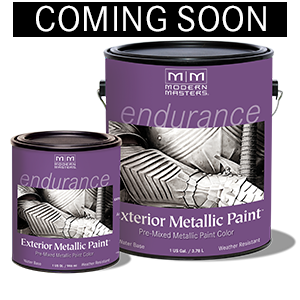 exterior metallic paint
