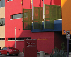 Theme Paint | Phoenix Children's Hospital | Phoenix, Arizona