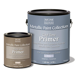 Metallic Paint Collection